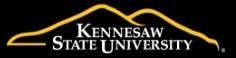 KSU Kennesaw State University News